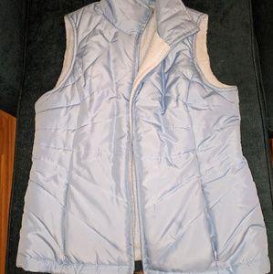 Reversible IZOD quilted vest